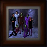 The sims 3: my IZ sims by gothicjinx101