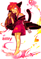 pc- Amy by Cheapcookie