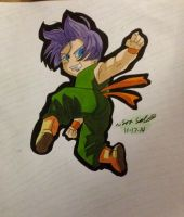 Trunks! by dbz-senpai