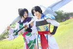 Inuyasha: Brothers in arm by Lishrayder