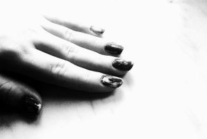 dirty nails by adriannazajac
