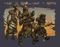 desert warriors - final draft by chrislazzer