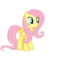 Fluttershy Vector by Coolez