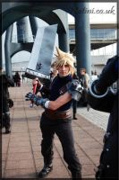 FFVII Cloud by Natini