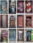 The Doors of NYC 1 by piratesofbrooklyn