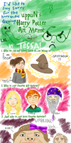 Harry Potter Meme..DH spoilers by Oranjes