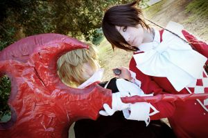Pandora Hearts - Connected Together by SuperWeaselPrincess