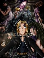 FMA - Unerasable Sinners by laluna