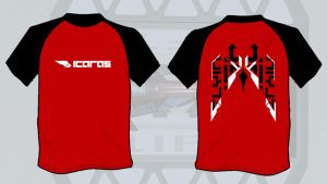 WipEout HD Icaras t-shirt by ollite20