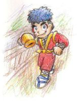 li'l goemon pic by shadowspark