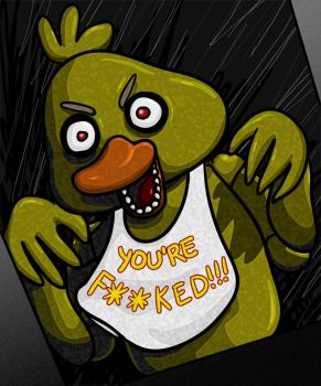 Chica by KitMcSmash