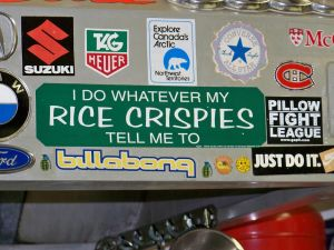 The Evil Rice Crispies by philippeL
