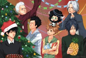 -KHR- Merry Christmas by korilin