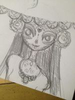 Book of Life Doodle by NekoLick