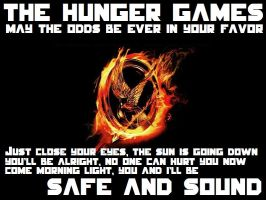 The Hunger Games, Safe and sound by dayzimay