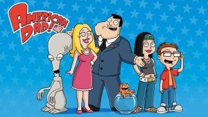 American Dad by jeeboy20