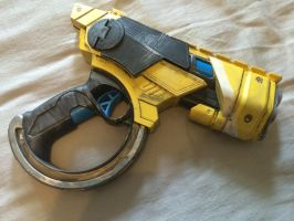Hyperion Pistol - Borderlands 2 by jonyman123