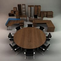 Office Furniture Collection by wilde-media
