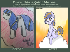 Draw it Again Meme by Imahales