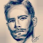 Paul Walker by edubz02