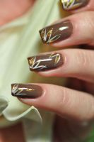 Nail Art 8 by VickiH