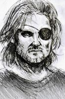 Plissken by IronYaya