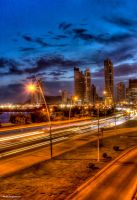 Cinta Costera Panama in HDR by J2442