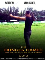 Hunger Games Parody Poster 1 by Quietuscentrus