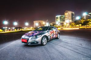 Honda CR-Z : Mirai Millennium by kenntee