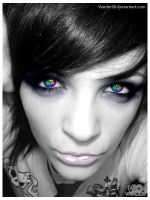rainbow eyes by vander90
