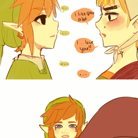 zelda -- about peatrice (animated comic strip) by onisuu