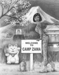 Camp Zama by miketcherry