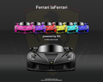 Ferrari-laferrari by SG3000