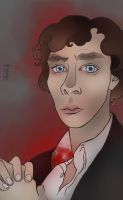Sherlock by SmudgeThistle