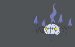 Chandelure by PokeTrainerManro