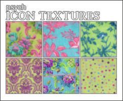Icon Textures: Psych by v3rtex