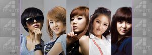 4minute header by paun