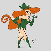 Posion Ivy by Slicky-Grease