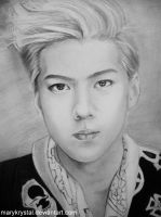 EXO SEHUN :) by marykrystal