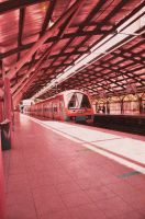 KTM station (Malaysia Commuter Rail ) by helios1027