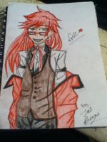 +Grell Sutcliff+ by sonic-chic1