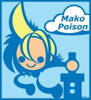 Mako Poison by Child-Of-Neglect