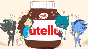 Nutella Nutella by Mizu-Kumi