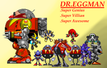 Dr.Eggman Tribute by snakey18