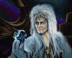 The Labyrinth David Bowie by Charmaine-Flannery