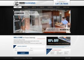 focus cleaning by ijographicz