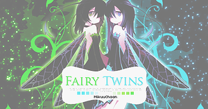 Fairy Twins by MikuuChaan
