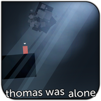 Thomas Was Alone by griddark