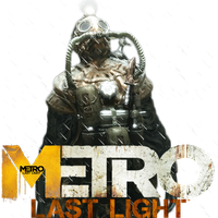Metro - Last Light Ico By Ashish913 by Ashish-Kumar