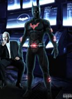 Batman Beyond Live Action Movie by Timetravel6000v2